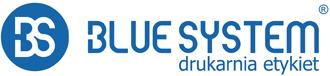Etykiety samoprzylepne Blue System Bydgoszcz